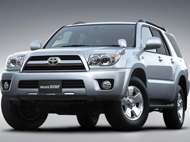 Toyota Surf Price