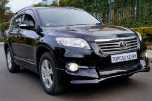 Toyota Vanguard Price