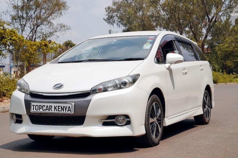 Toyota Wish Price