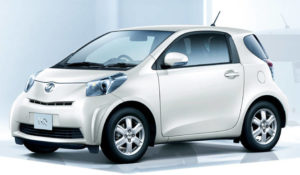 Toyota iQ Import from Japan