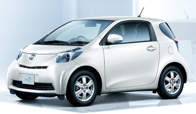 Toyota iQ Price