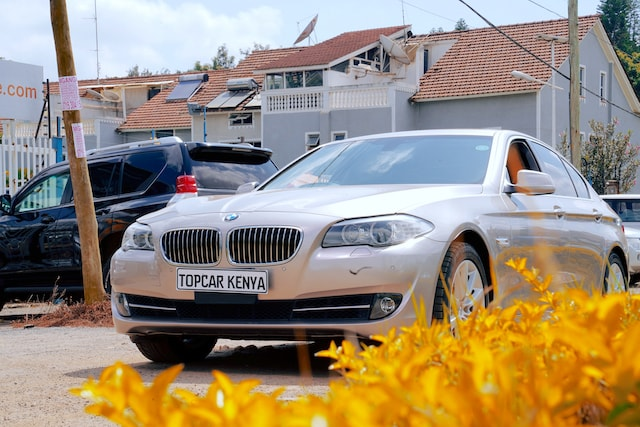 BMW 5 Series in Kenya