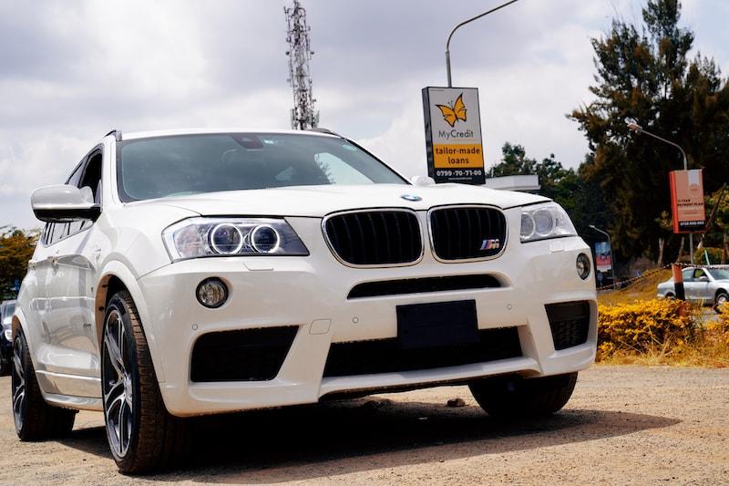 2013 BMW X3 Kenya