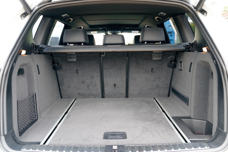 2013 BMW X3 Boot