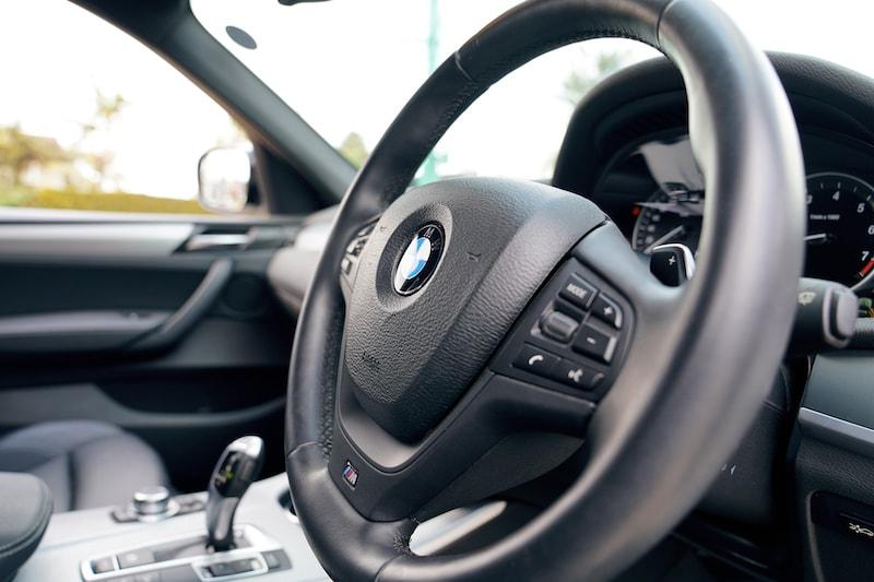 2013 BMW X3 Steering