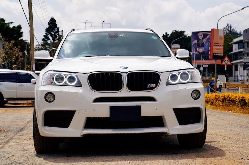2013 BMW X3 M Sport