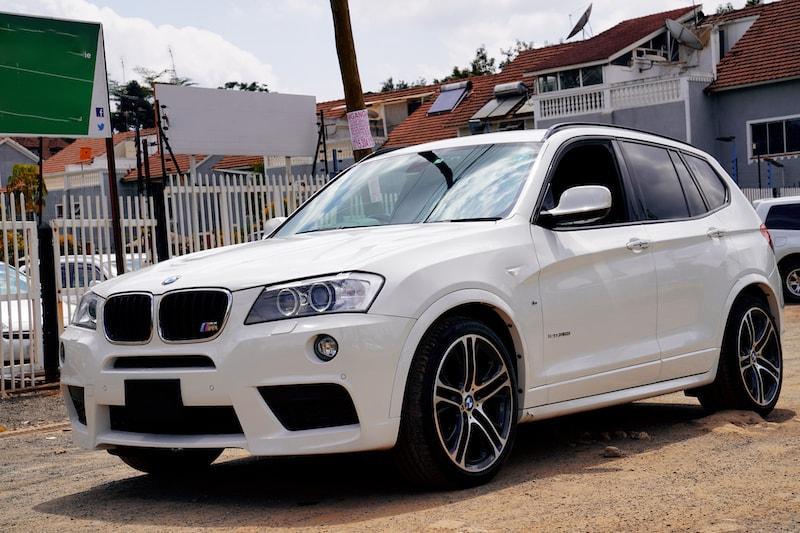 BMW X3 Kenya