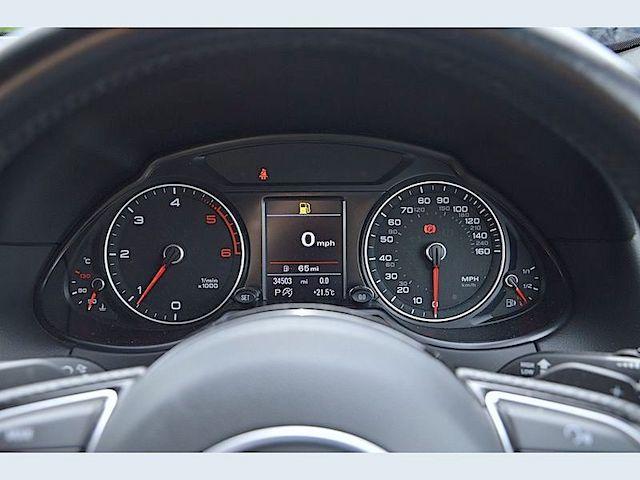 Audi Q5 Speedometer