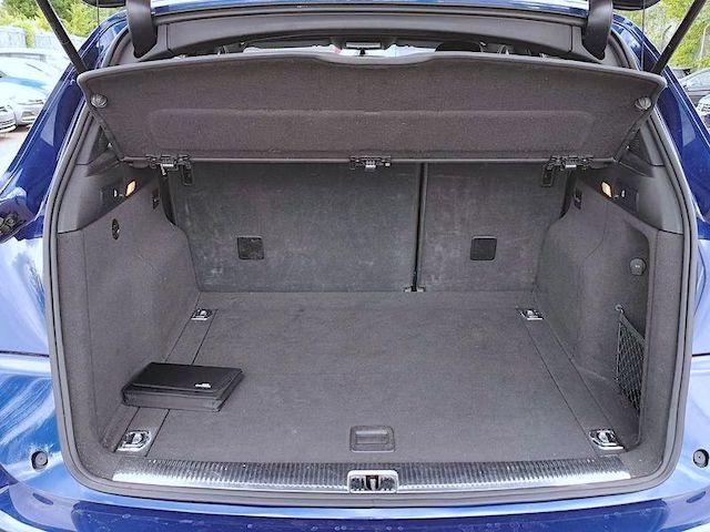 2014 Audi Q5 Boot