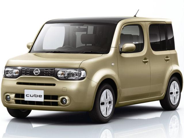 Nissan Cube Kenya