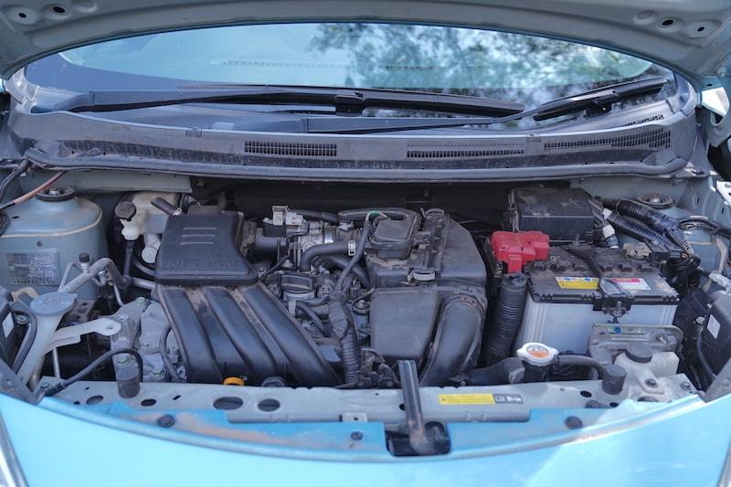 2014 Nissan Note Engine