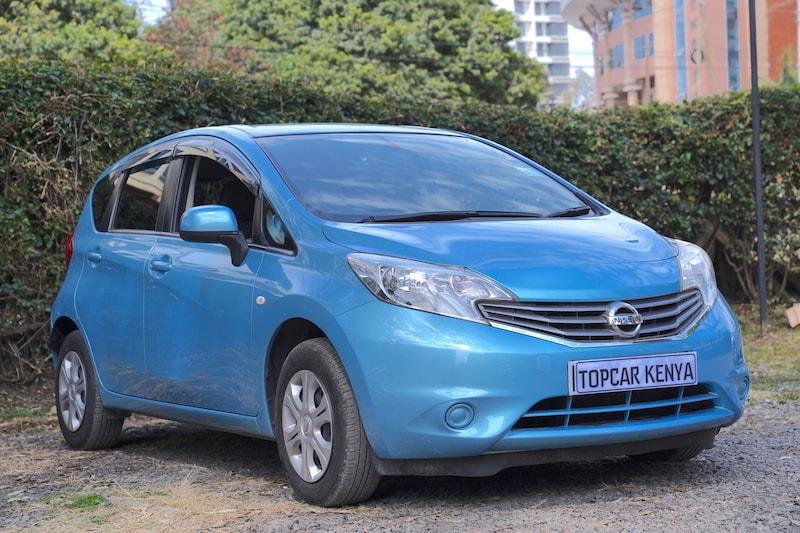 2014 Nissan Note Kenya