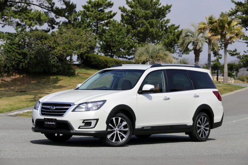 2015 Subaru Exiga Kenya