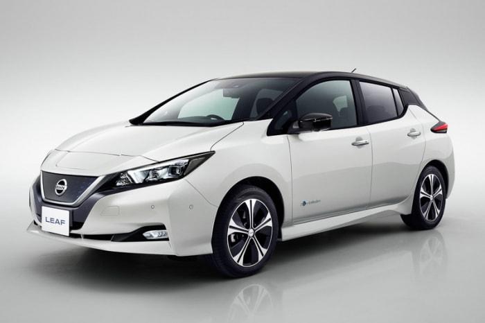 Nissan Leaf Kenya