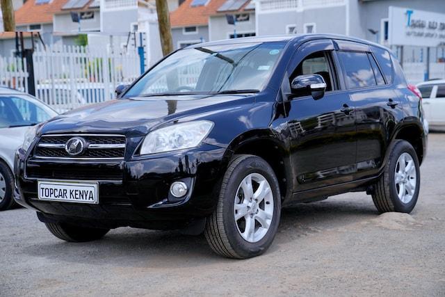 2013 Toyota RAV Kenya