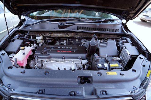 2012 Toyota RAV4 Engine