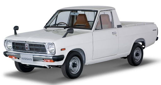 Nissan 1400 Kenya