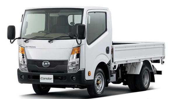 Nissan UD Condor Kenya
