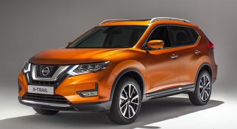 Nissan Xtrail New Shape Kenya