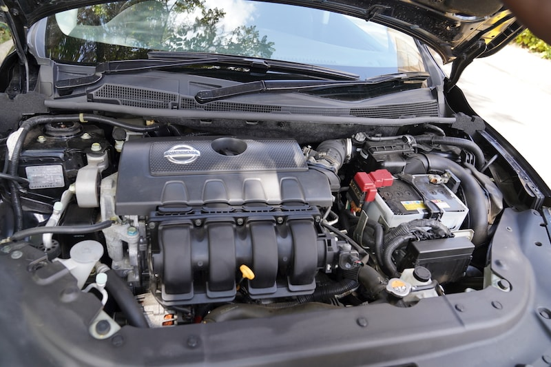 2013 Nissan Sylphy Engine