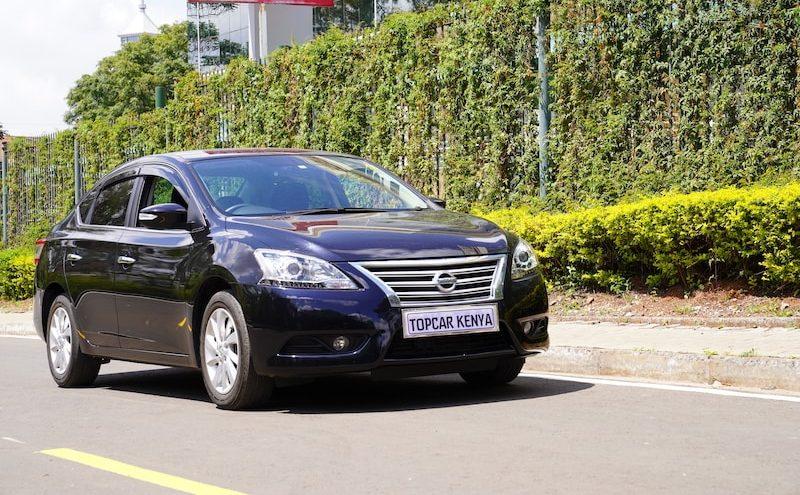 2013 Nissan Sylphy Kenya