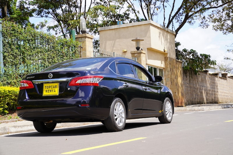 2013 Nissan Sylphy Clearance