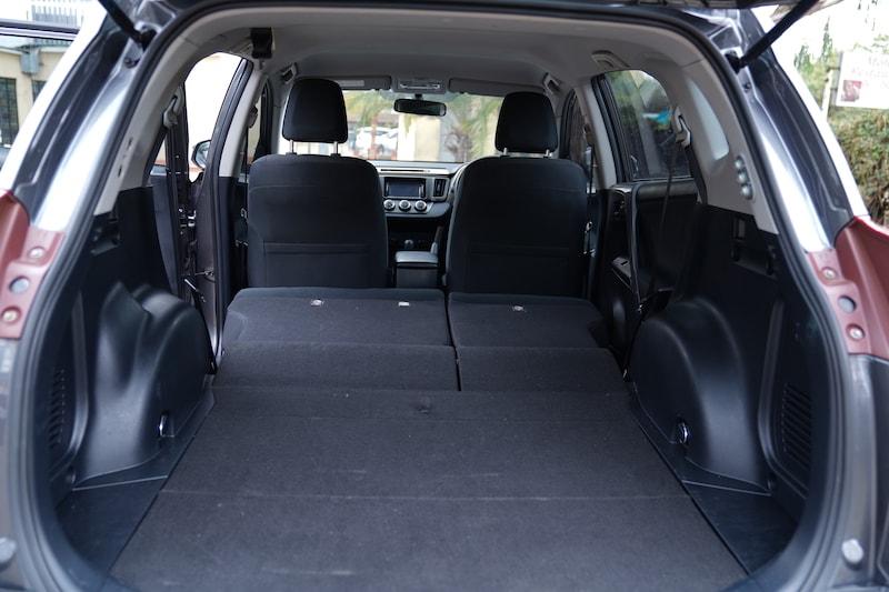 2013 Toyota RAV4 Full Boot