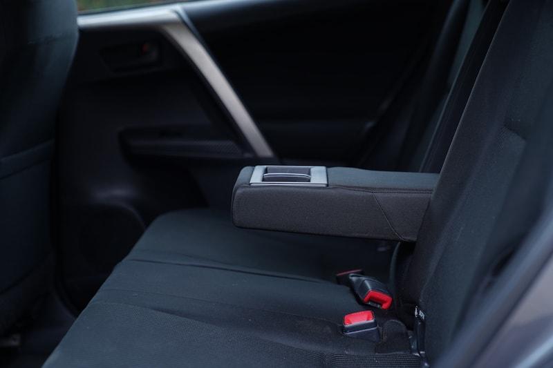 2013 Toyota RAV4 Armrest