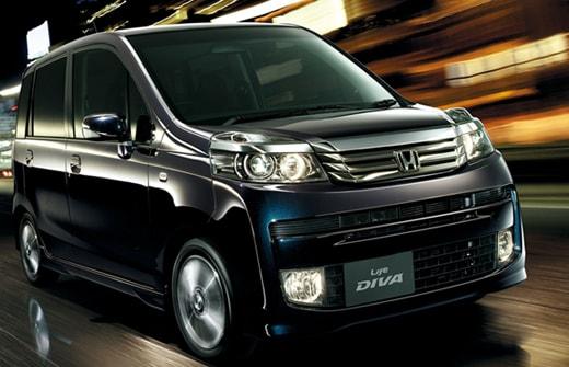 2014 Honda Life Diva