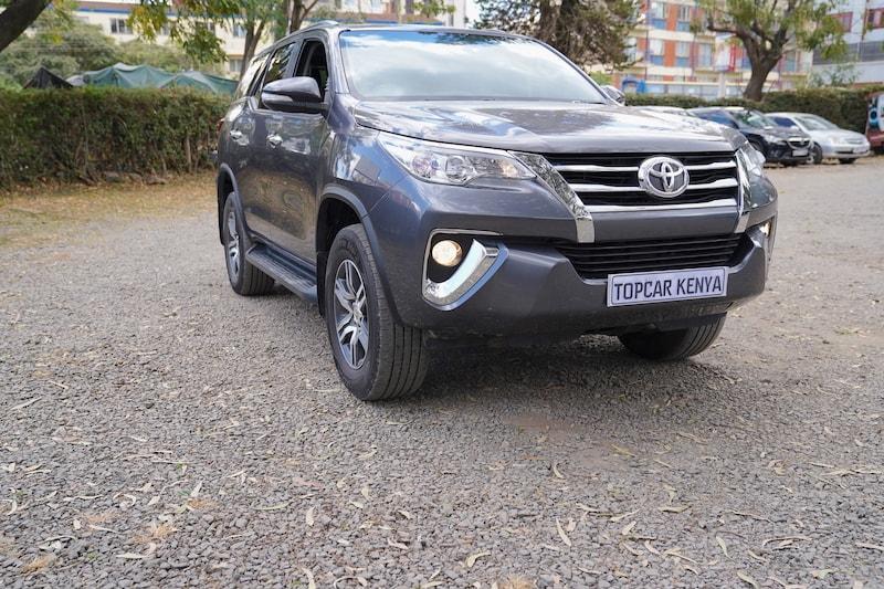2016 Toyota Fortuner Kenya