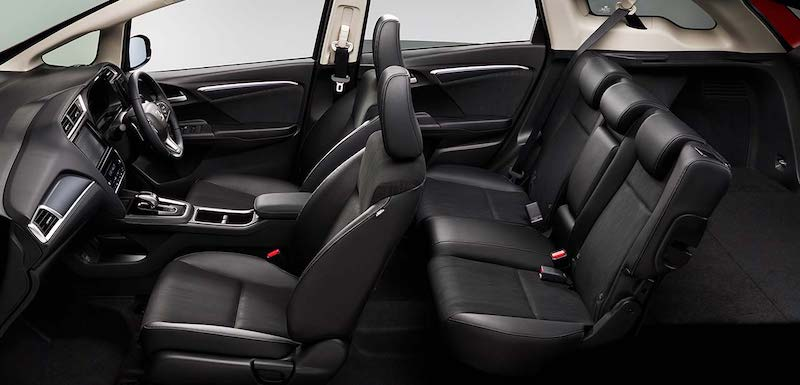 2020 Honda Shuttle Interior Space