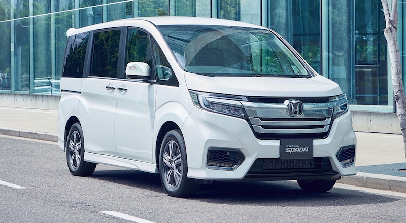 2020 Honda StepWagon