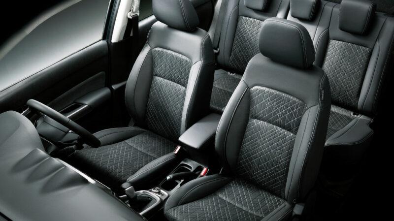 2020 Suzuki Escudo Interior