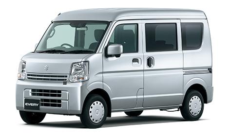 2020 Suzuki Every