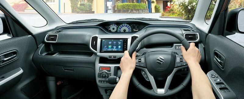 2020 Suzuki Solio Dashboard