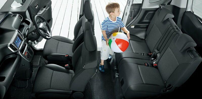 2020 Suzuki Solio Interior