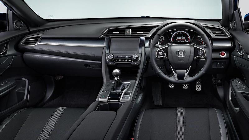 2020 Honda Civic Dashboard