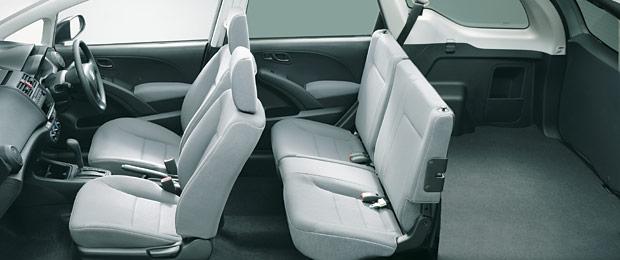 Honda Partner Interior