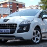 2013 Peugeot 3008 Review