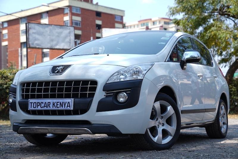 Peugeot 3008 Kenya