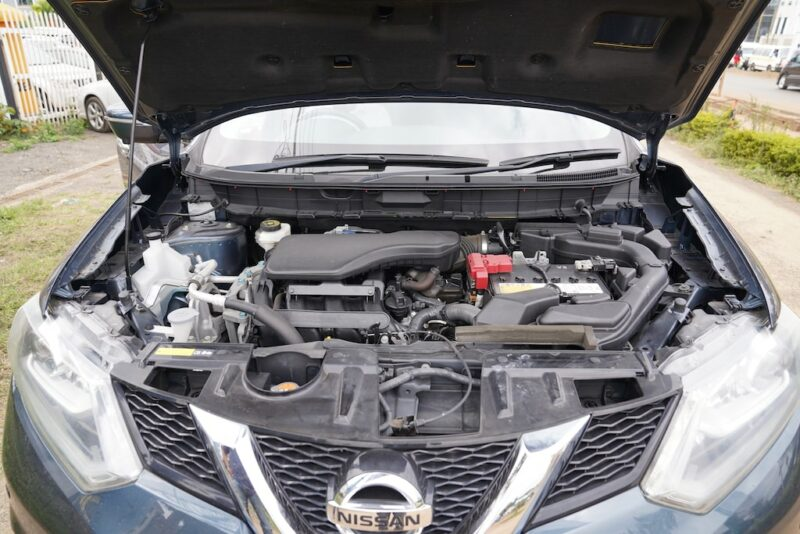 2014 Nissan X-Trail Engine