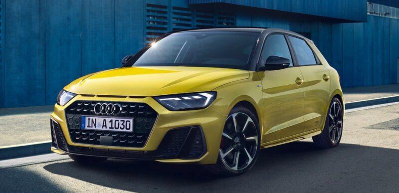 2020 Audi A1 Kenya