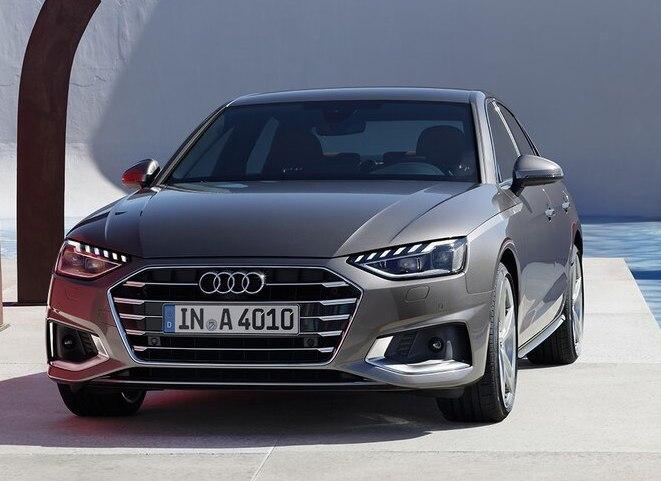 2020 Audi A4 Kenya
