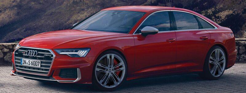 2020 Audi A6 Kenya