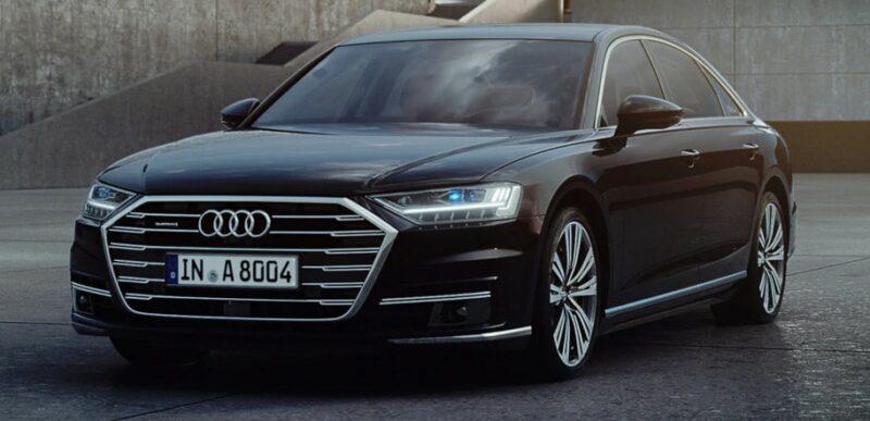 2020 Audi A8 Kenya