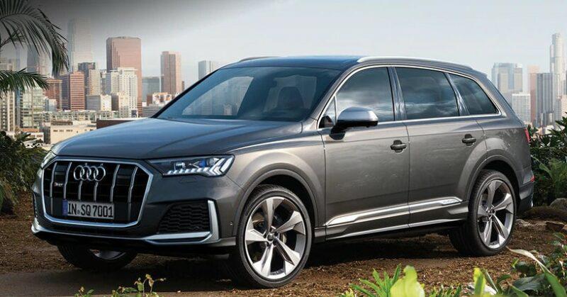 2020 Audi Q7 Kenya