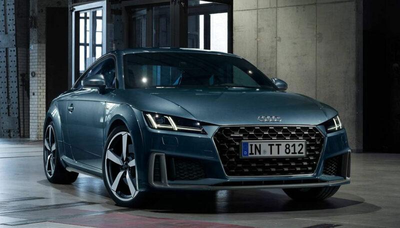 2020 Audi TT Kenya