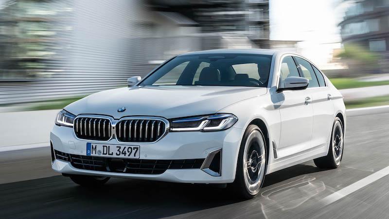Latest BMW 5 Series in Kenya
