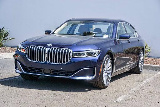 Latest BMW 7 Series in Kenya