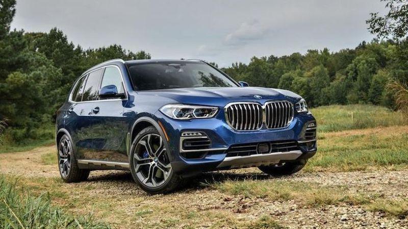 Latest BMW X5 in Kenya